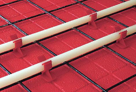 Desky pro podlahové vytápění